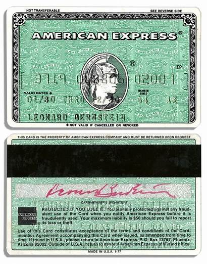 Express Card American Bernstein Leonard Personally Owned