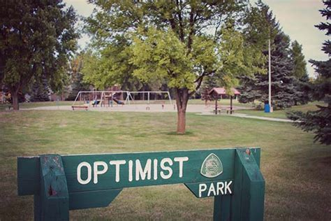 optimist park grand forks park district