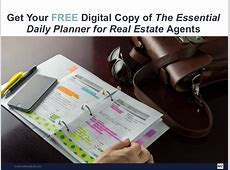 Real Estate Agents How to Craft Your 2016 Business Plan