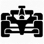 F1 Icon Formula Racing Vehicle Fanatic Icons