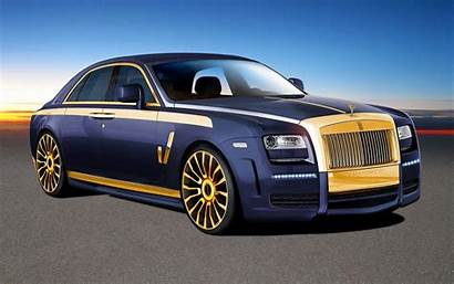Royce Rolls Wallpapers Cars Rose Ghost India