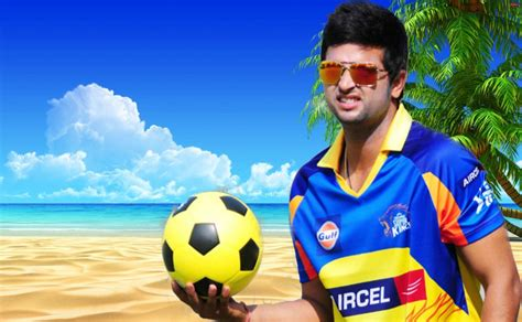 Top Cricketer Suresh Raina Hd Stock Photos