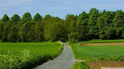 Summer Landscape Desktop Wallpapersafari Rural Mac Pc