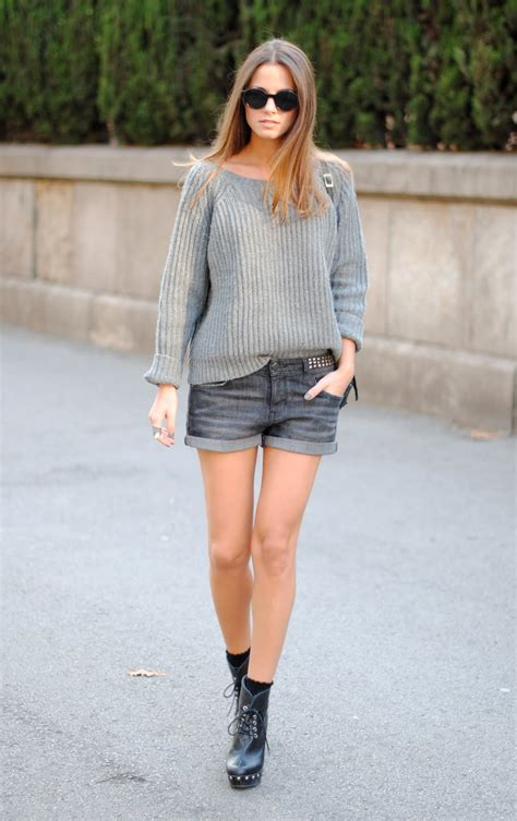 sweater shorts are shorts sleeves the trend the fashion tag
