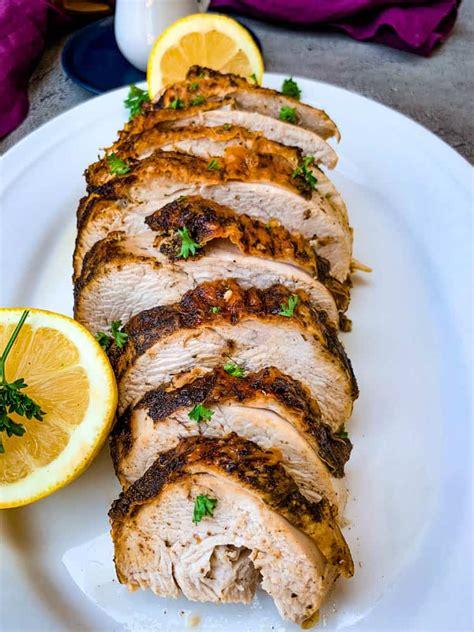 turkey fryer breast air recipes easy recipe thanksgiving quick holiday lb dinner bone whole tenderloin cook boneless fried roast staysnatched