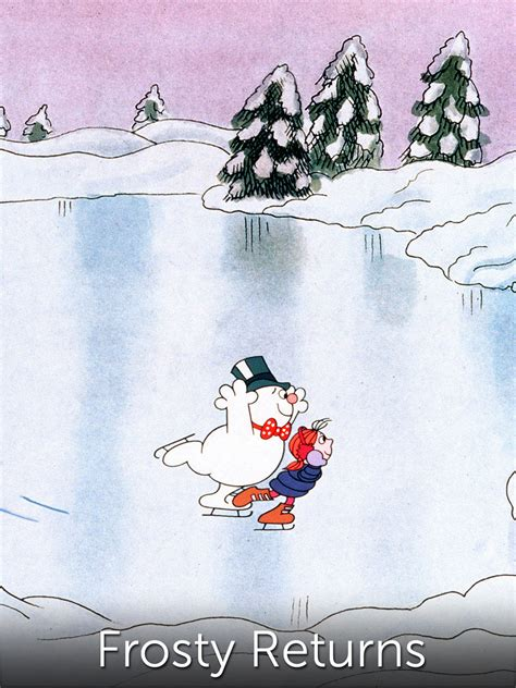 Frosty Returns Tv Show News Videos Full Episodes And