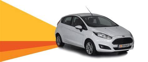 Budget Car Rental Ireland