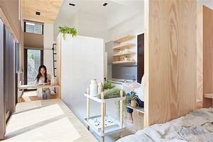 An Incredibly Compact House Under 40 Square Meters