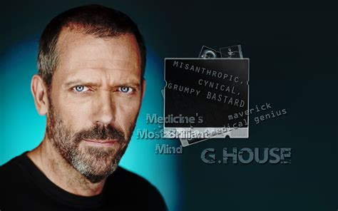 House Md Quotes House M D Quotes Quotesgram