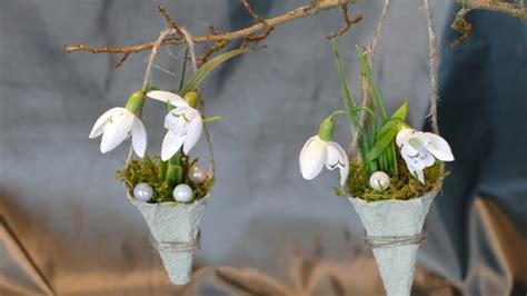 fruehlingsdeko basteln tinker spring decoration super