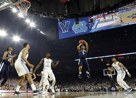 villanova wins ncaa chionship with buzzer beater msnbc