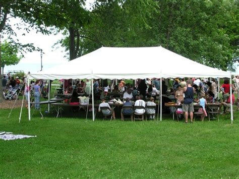 Backyard Canopy Tents  Superior Events