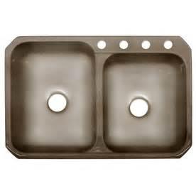 corstone undermount kitchen sinks shop corstone pocasset 33 in x 22 in mineral cinnabar