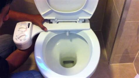 How To Remove A Bidet - hydro cleanse bidet installation