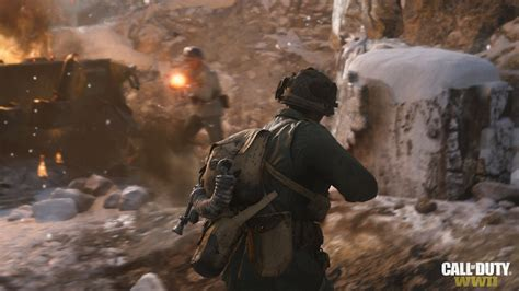 Call of Duty: WWII (PS4 / PlayStation 4) Game Profile ...