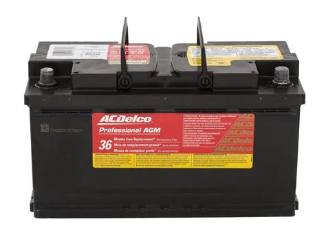 Acdelco 49 Agm Car Battery