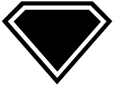 superman logo template superman logo png cliparts co