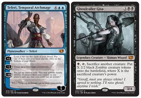 Teferi Commander Deck Upgrade by Mtg Realm 2014 07