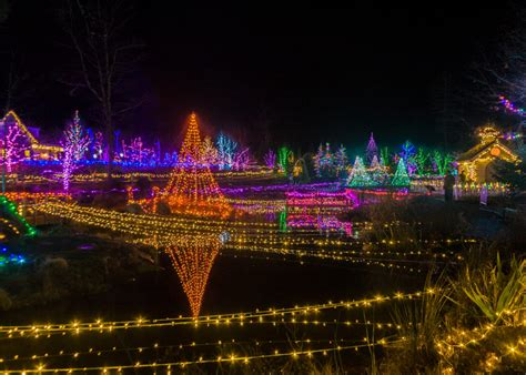 the best places to see lights in new