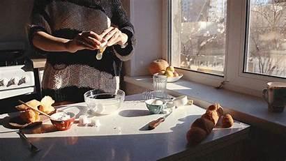 Cooking Dinner Cinemagraphs Kitchen Preparation Gifs Mesmerizing