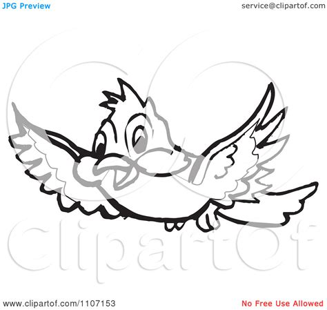 Love Birds Clipart Black And White | Clipart Panda - Free ...