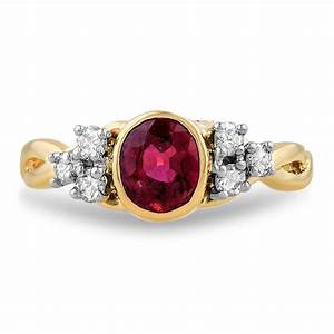 retro ruby vintage ring raleigh brilliant earth With wedding rings raleigh nc