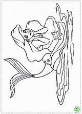 Merman Coloring Pages Mermaid Template Pan Peter Colouring Sheets Prince Print Eric Comments Clip Little Dinokids Library Clipart sketch template