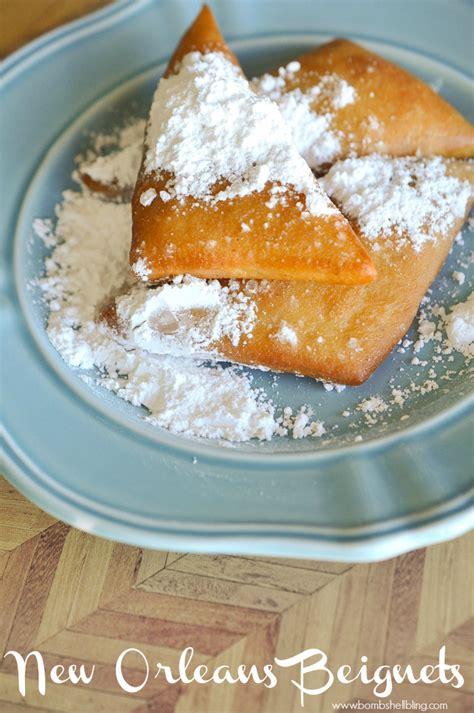beignet recipe new orleans beignets recipe
