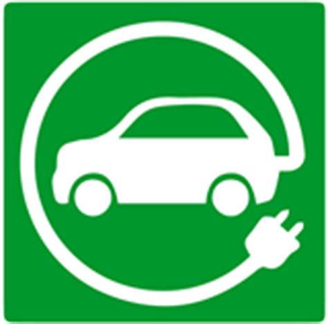 electric vehicles symbol electric vehicle charging stations