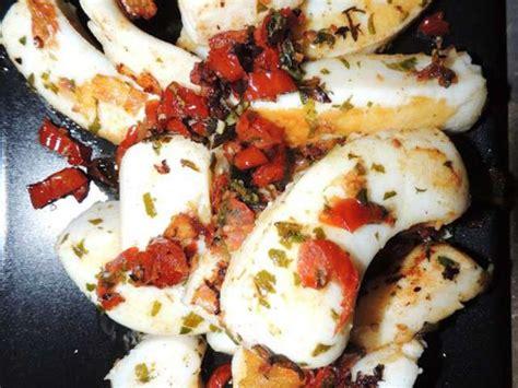 cuisiner de la seiche recettes de blanc de seiche
