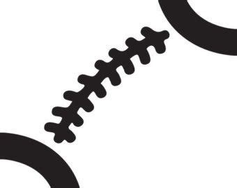american football lace vector football laces football lace clip clipart