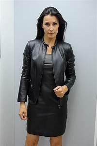 vetement en cuir pour femme un large choix disponible a With vêtements cuir femme