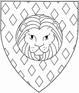 African Lion Face Coloring Sheet Coloring Pages