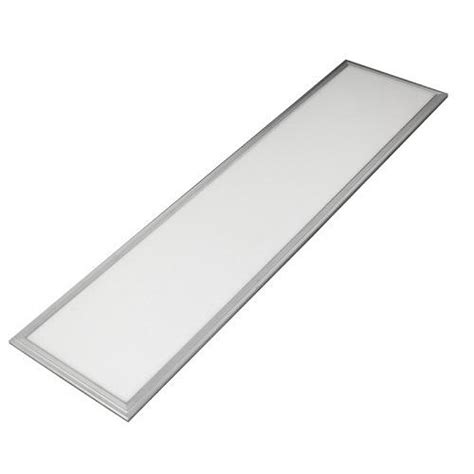 led panel ip44 mege 1200x300 ultra slim led panel 5500k ip44