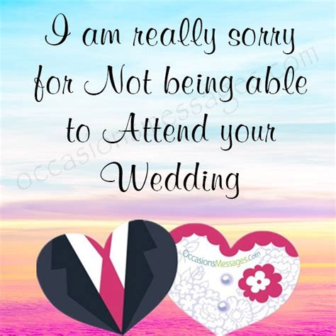 messages   attending wedding occasions messages