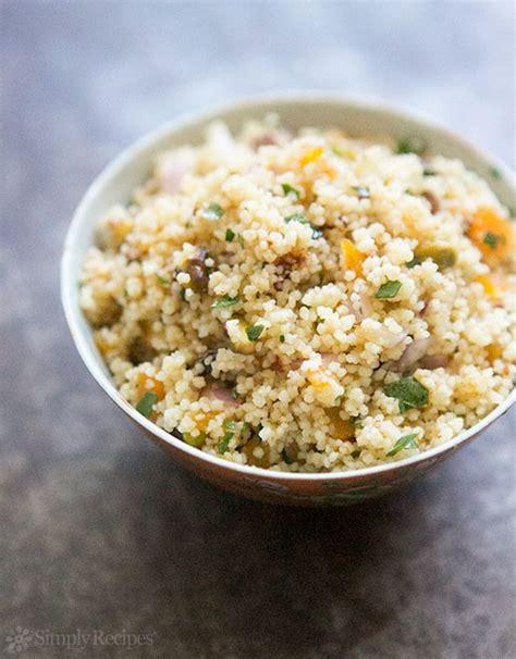 cuisine couscous cuscus food