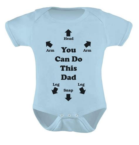 funny baby onesies   perfect baby shower gift
