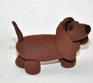 Designing Animal Figurine with Air Dry Clay