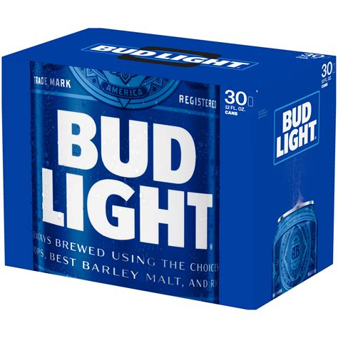 30 rack of coors light how much does a 30 pack of bud light cost