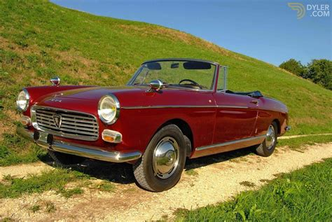 Peugeot 404 For Sale by Classic 1964 Peugeot 404 Injection Cabriolet For Sale