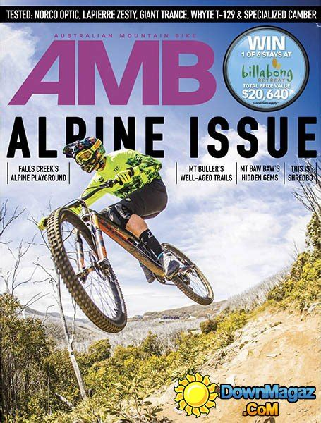 australian mountain bike issue