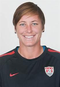 Apple ambassador: Soccer star Abby Wambach to help promote ...  Abby