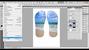How To Use Sublimation Templates In Adobe Photoshop