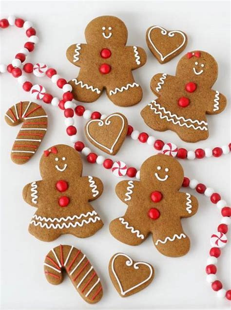 50 gingerbread decoration ideas craft ideas family net guide to family