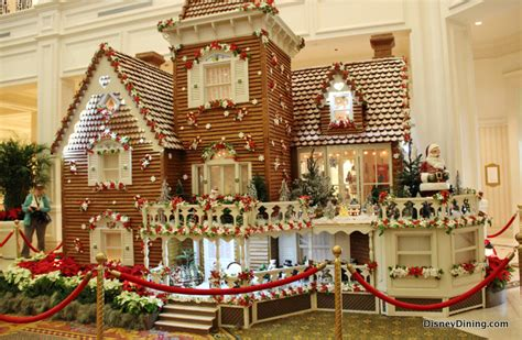 gingerbread house shop grand floridian resort walt