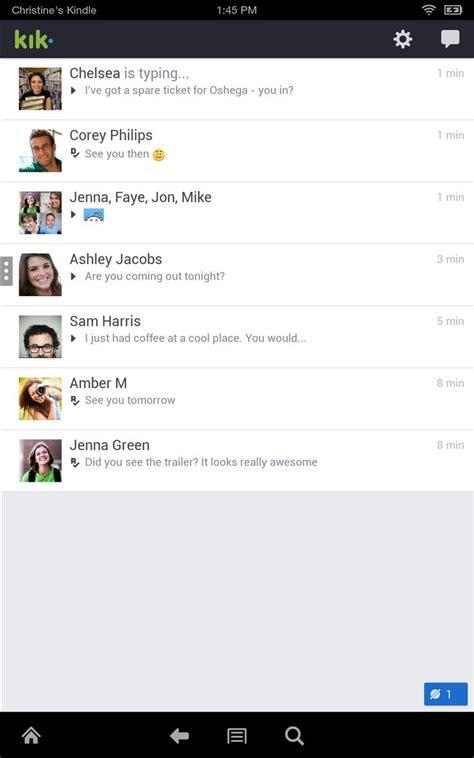 kik for android přes 1000 n 225 padů na t 233 ma kik messenger na pinterestu