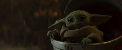 'The Mandalorian': Baby Yoda Just Provided Fans With The ...