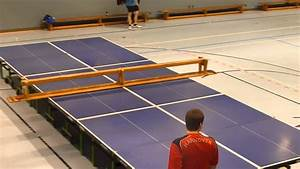 world biggest table tennis table 8 x 3 metres YouTube