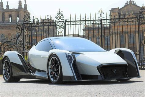 The Story Of The Electric Supercar
