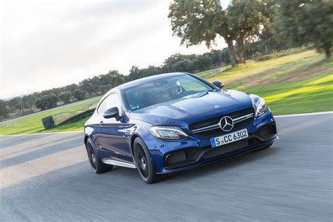 2017 Mercedes-amg C63 S Coupe First Drive Reiew